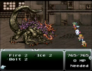 FF6 fight