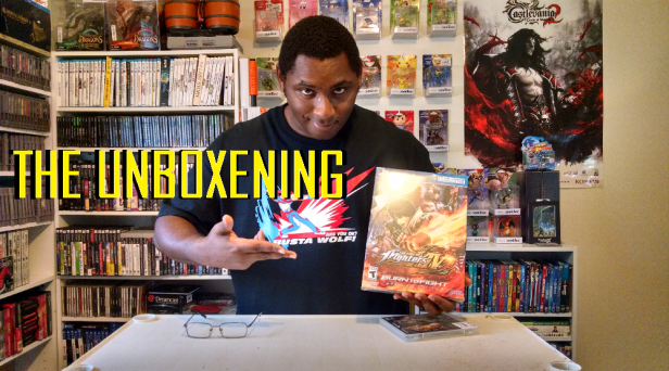 uNBOXENING tITLE CARD