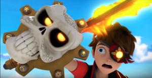 Calabrass Eye of blaze